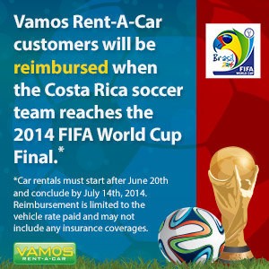 Vamos to Victory -- World Cup 2014