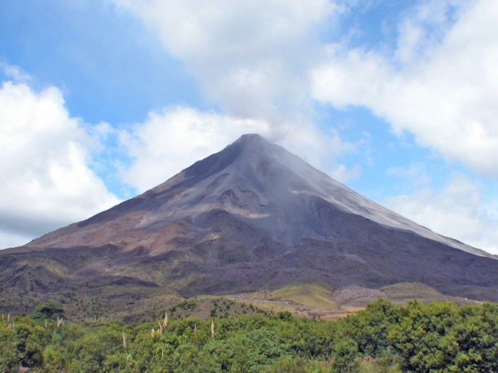 Iconic Arenal Volcano