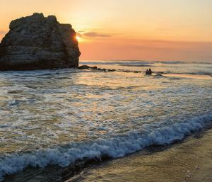 Santa Teresa Beach