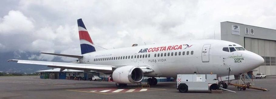 Air Costa Rica -- Taking Off Soon