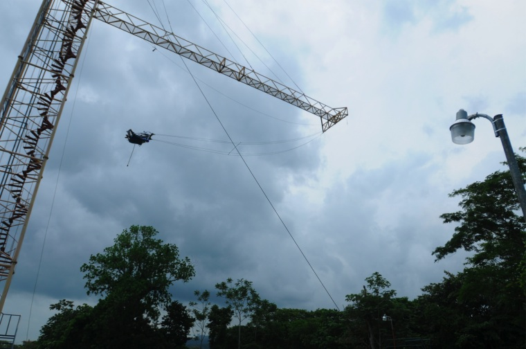 Pacific Bungee's Big Swing