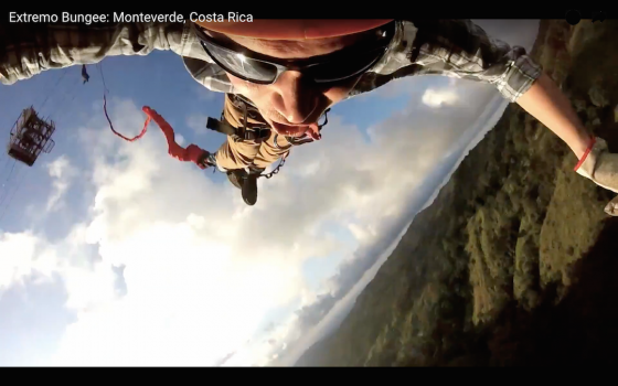 Extremo Bungee Monteverde Costa Rica