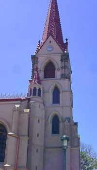 Catherdral in San Jose