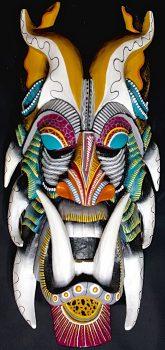 Boruca Devil Mask