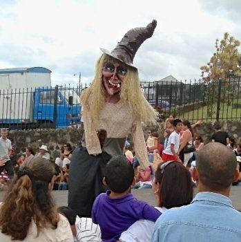 Mascarada Puppet Parade