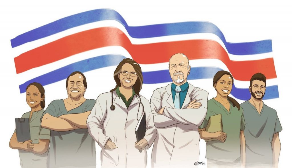 Costa Rica's Medical Professionals