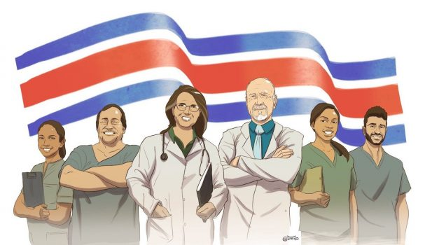 Saluting Costa Rica's Medical Workers