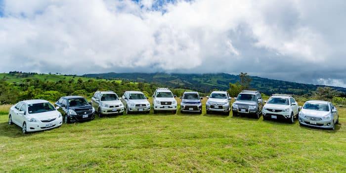 New Car Fleet