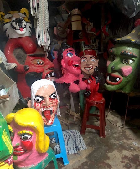 Collection of Masks