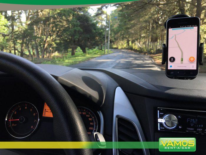 New GPS for Costa Rica : Vamos Rent-A-Car